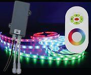 Scandvik 41534 LED Rgb Kit 7M Flx Strip with Con