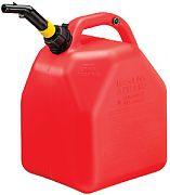 Scepter 10445 Gas Can 5 Gal Hi Flo EPA