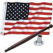 Sea Choice 78191 Marine Us Flag Kit