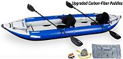 Sea Eagle 420x 14´ Pro Carbon Package