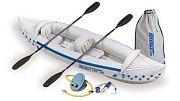 Sea Eagle SE-330 Sport Kayak Deluxe Package