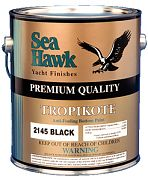 Sea Hawk Tropikote Black Quart