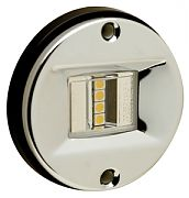 "Seachoice 02381 3"" LED Round Transom Light"