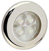 Seachoice 03101 LED Courtesy Interior Light - White
