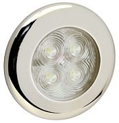 Seachoice 03121 LED Courtesy Interior Light - Blue