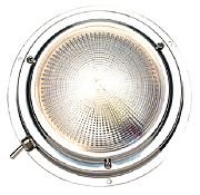 """Seachoice 03281 4"""" LED Dome Light"""