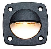 Seachoice 08011 Fixed Utility Light - Black