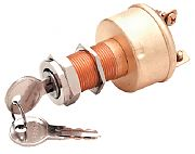 "Seachoice 11621 1"" Brass Ignition Starter Switch"