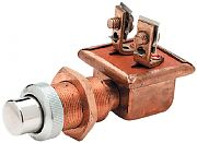 """Seachoice 11721 3/4"""" Deluxe Push Button Switch"""