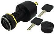 Seachoice 11801 4 Position Starter Switch