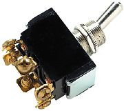 Seachoice 12131 Toggle Switch - DPDT - On/On