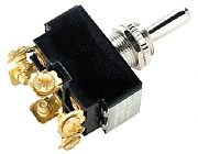 Seachoice 12141 Toggle Switch - DPDT - On/Off/On