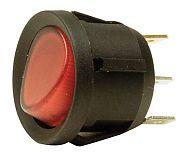Seachoice 12461 12V LED Rocker Switch