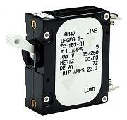 Seachoice 13121 15A AC/DC Panel Breaker