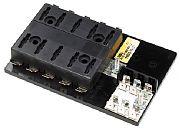 Seachoice 13311 10 Gang ATO/ATC Fuse Block