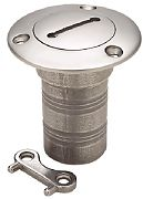 "Seachoice 32251 1-1/2"" Stainless Steel Gas Fill"