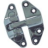 Seachoice 35101 Hatch Hinge - Chrome Brass