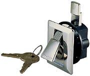 Seachoice 35501 Flush Lock - 2-1/4