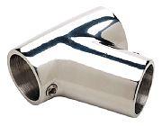 Seachoice 38051 Rail Fitting Tee - SS 60 Degree
