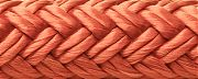 "Seachoice 39731 Double Braid Nylon Dock Line - Red 3/8"" x 20´"