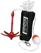 Seachoice 41002 Grapnel Folding Anchor Kit