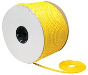 Seachoice 42710 Twist Poly Yellow 1/4IN X 600F