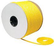 Seachoice 42720 Twist Poly Yellow 3/8IN X 600F
