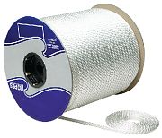 Seachoice 42930 Sld Brd Nyln White 1/2 X 250
