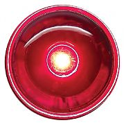 Seachoice 50-05501 Mini Livewell Lights SS Red