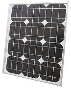 Seachoice 50-14421 Solar Panel Crystal Rigid 80W