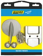 Seachoice 50-95001 Alpha One 84 90 Kit Alum