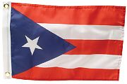 Seachoice 78281 Puerto Rico Flag 12 X 18