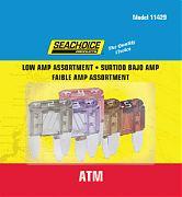 Seachoice SC11429 5PC Low Amp Atm Fuses