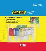 Seachoice SC11448 5PC Asortmnt Atm Id Fuses