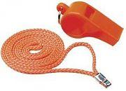 Seachoice Whistle Orange Plastic
