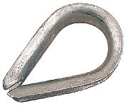 Seadog 172016 Galvanized Wire Rope Thimble