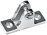 Seadog 270230-1 Deck Hinge Angled SS Sold Each
