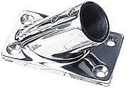 Seadog 2814501 Rectangular Rail Base - Stainless Steel - 45