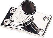 Seadog 2816001 Rectangular Rail Base - Stainless Steel - 60