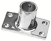 Seadog 2819001 Rectangular Rail Base - Stainless Steel - 90