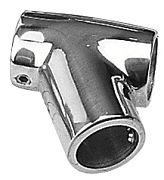 Seadog 2926001 Rail Tee - Stainless - Right Hand 60