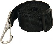Seadog 298172-1 Black Bimini Strap 8 Feet