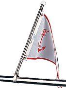 Seadog 328115-1 Flag Pole Stainless Rail Mount