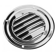 Seadog 3314251 Round Louvered Vent