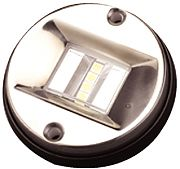 Seadog 4000601 Stainless Round LED Transom Light