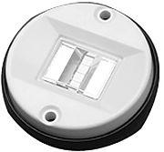 Seadog 4000611 White Round LED Transom Light