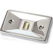 Seadog 4000651 Stainless Rectangular LED Transom Light