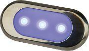 Seadog 401409-1 SS LED Courtesy Light Blu Full