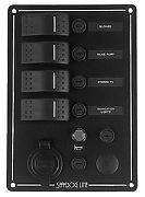 Seadog 425144 Switch Panel 4 Circuit