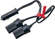 Seadog 426412-1 Dual Outlet Power Socket